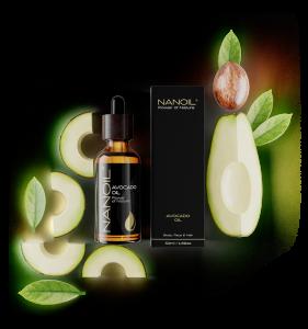 Avocadoöl Nanoil für Haut und Haare