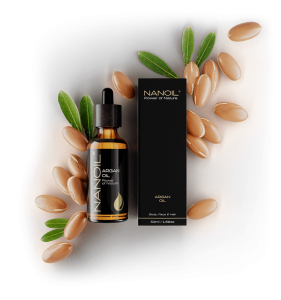 Nanoil Arganöl für gesunde Haut