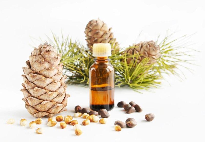 Cedar-oil