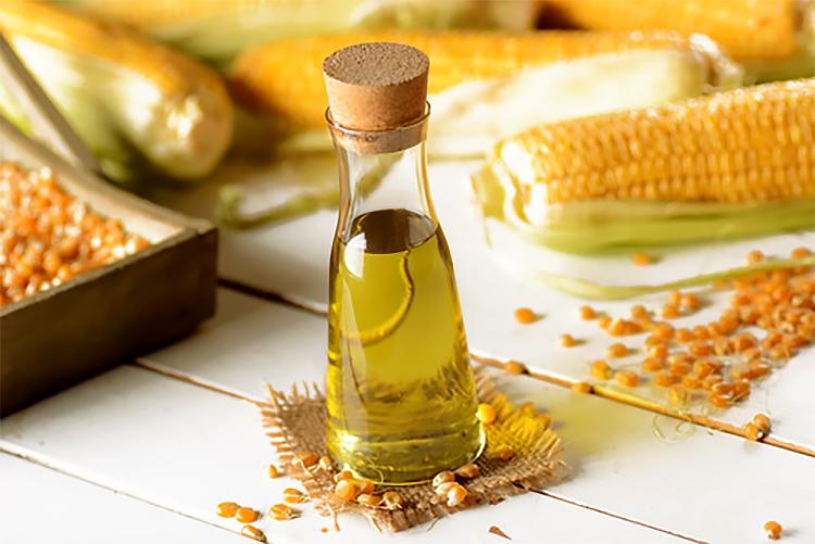 Maize-oil