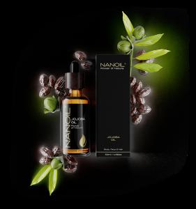 Nanoil Jojobaöl für Haut